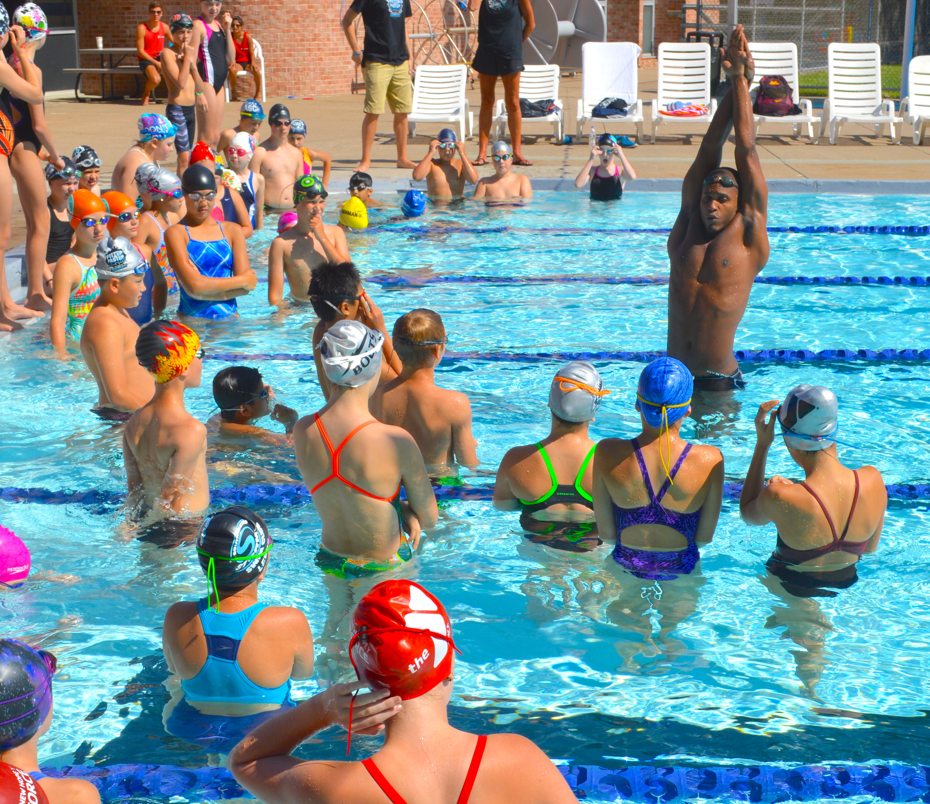 Arizona Gold Swimming: Fitter And Faster Swim Camps