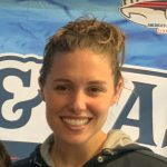 Courtney Beidler Jaeger is a record holder at the University of Michigan and an elite clinician for Fitter and Faster Swim Camps